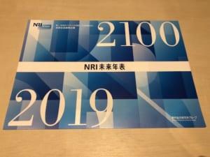 NRI未来年表