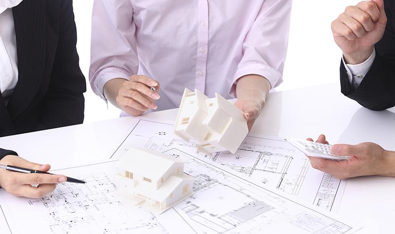 工務店様、ビルダー様向けの建築家による設計支援