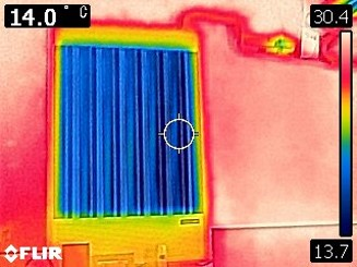 輻射冷暖房